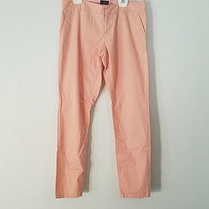 Limited Sz 4 Peach Colord Chinos